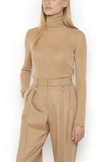 MAX MARA 'Hello' cashmere sweater with cotton Top