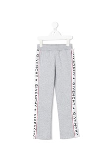 GIVENCHY Sweatpants with side logo band