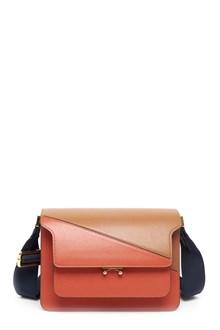 MARNI shoulder bag i leather