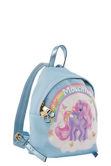 MOSCHINO 'my little pony' backpack