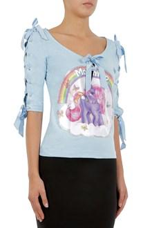 MOSCHINO Long Sleeve T-Shirt 'My Little Pony'
