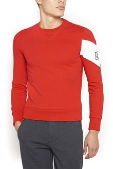 MONCLER GAMME BLEU Cotton sweatshirt with logo