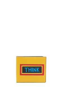 FENDI 'Fendi Words-Think' Wallet