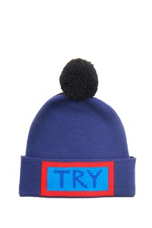 FENDI 'Fendi Words-Try' Beanie