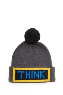 FENDI 'Fendi Words-Think' Beanie