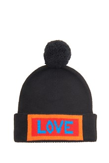 FENDI 'Fendi Words-Love' Beanie