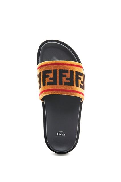 FENDI logo slides