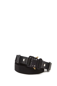 ALYX Belt with leather buckle