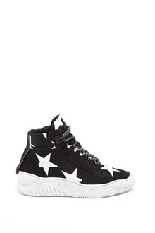 MSGM Sneakers with 'Stars' Print
