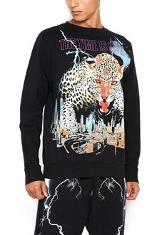 MARCELO BURLON - COUNTY OF MILAN 'Hor' crew-neck printed sweatshirt