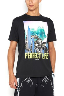 MARCELO BURLON - COUNTY OF MILAN 'Kamal' printed t-shirt