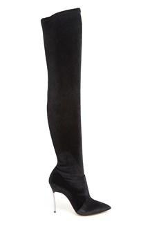 CASADEI Velvet Boots