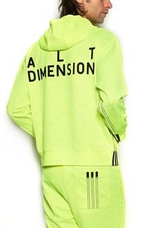 ADIDAS ORIGINALS BY ALEXANDER WANG 'Alt Dimension' Hoodie