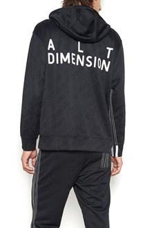 ADIDAS ORIGINALS BY ALEXANDER WANG 'Alt Dimension' Polyester Hoodie