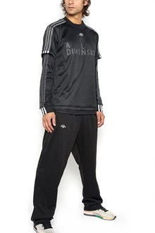 ADIDAS ORIGINALS BY ALEXANDER WANG Polyester T-Shirt with lateral contrast