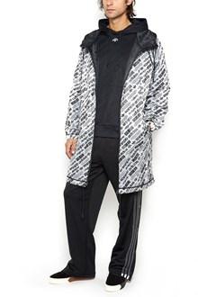ADIDAS ORIGINALS BY ALEXANDER WANG Rain Coat with hood