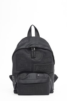 ZAYN X VERSUS Backpack with Logo Print