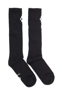 MARCELO BURLON - COUNTY OF MILAN 'Cruz' Socks