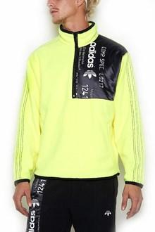 ADIDAS ORIGINALS BY ALEXANDER WANG sweatshirt with zip