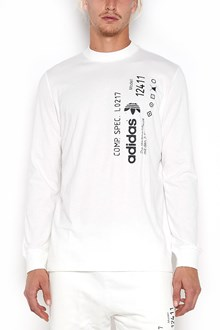 ADIDAS ORIGINALS BY ALEXANDER WANG Long sleeve t-shirt with print