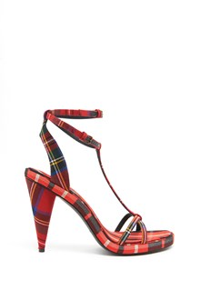 BURBERRY Sandals with ankle buckle