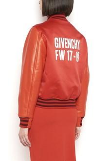 GIVENCHY Bomber Jacket with Back Logo
