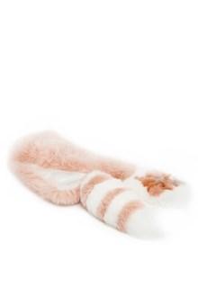 FENDI Fox Fur Shawl