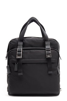 PRADA Backpack with mountain woven