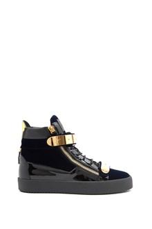 GIUSEPPE ZANOTTI DESIGN 'Veronica navy' sneakers