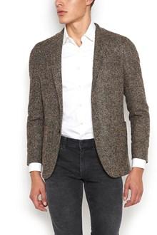 BOGLIOLI Alpaca Jacket with three Buttons