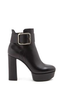 casadei for lena perminova 'Loca' Ankle Boots