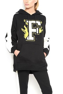 Fenty PUMA by Rihanna Hoodie with Logo and contrast Detail
