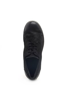 THE LAST CONSPIRACY 'Amadeo' suede lace up shoes