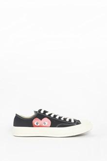 COMME DES GARÇONS PLAY 'Chuck Taylor' Low Top Sneakers