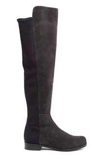 STUART WEITZMAN Knee high boots with elastic