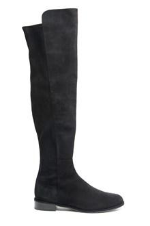 STUART WEITZMAN Leather knee high boots