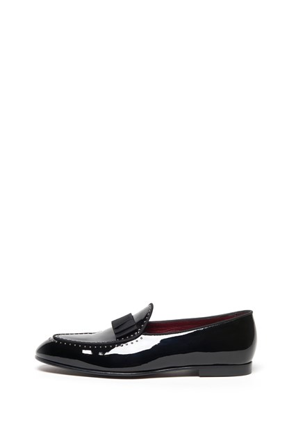 Black Gattopardo loafer Dolce & Gabbana
