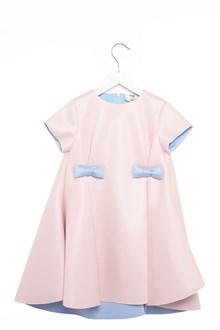 FENDI KIDS dress with bow