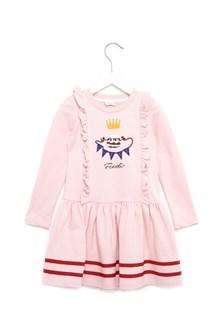 FENDI KIDS 'rumy' dress