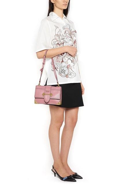 PRADA 'cachier soft' shoulder bag