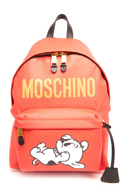MOSCHINO 'pudgy' backpack