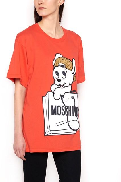 MOSCHINO 'pudgy' t-shirt