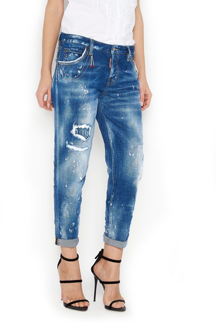 DSQUARED2 'hocney' jeans