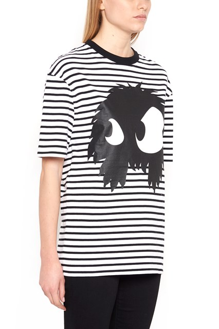mostro t-shirt Alexander McQueen Buy Cheap Classic 100% Original Cheap Price Pictures For Sale edvRF