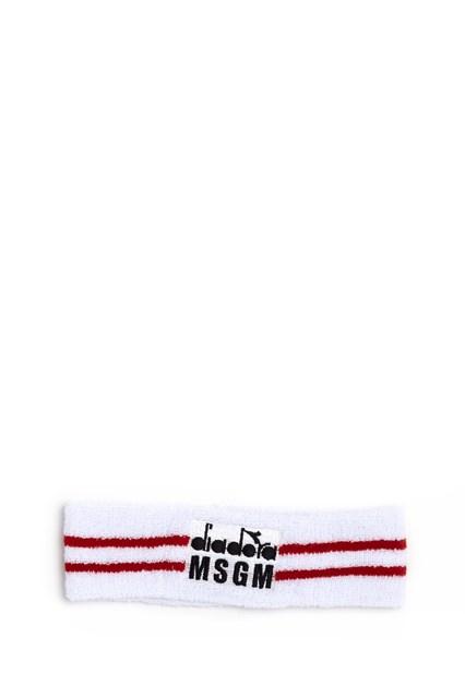 diadora/msgm headband Msgm UqjK15L