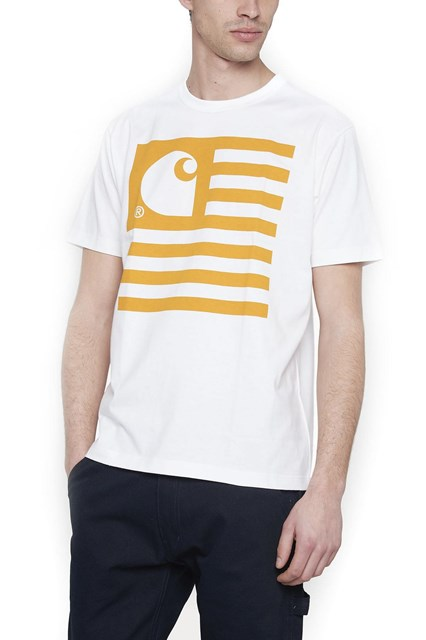 Clearance Clearance collab. carhartt t-shirt Junya Watanabe Outlet Eastbay Outlet 100% Authentic For Nice Cheap Online BOKISD8IK