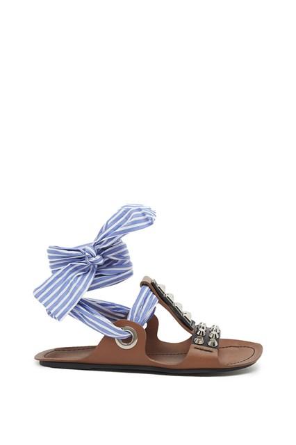 punk sandals Prada ETGRzcS