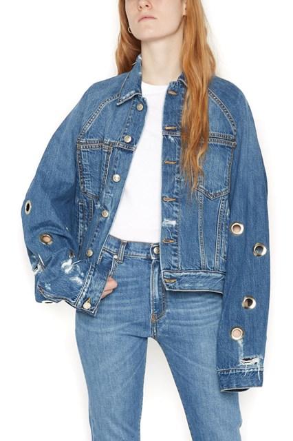 eyelets jeans Onedress Onelove r0Dt9sMOH