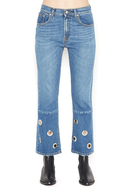 eyelets jeans Onedress Onelove MhYNor