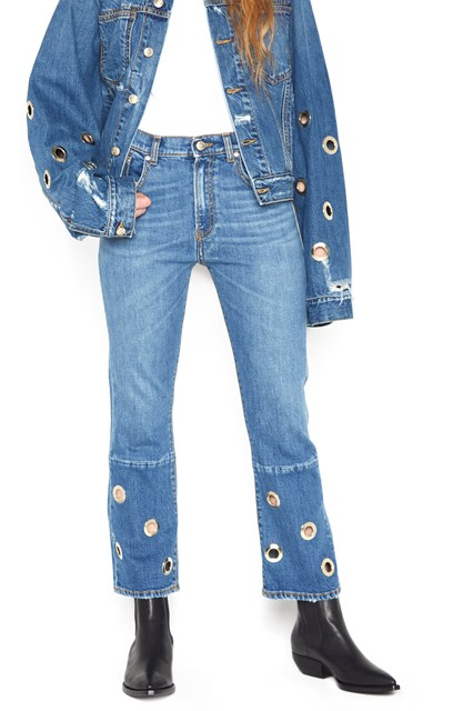 eyelets jeans Onedress Onelove